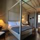 Camera per un soggiorno di lusso in toscana