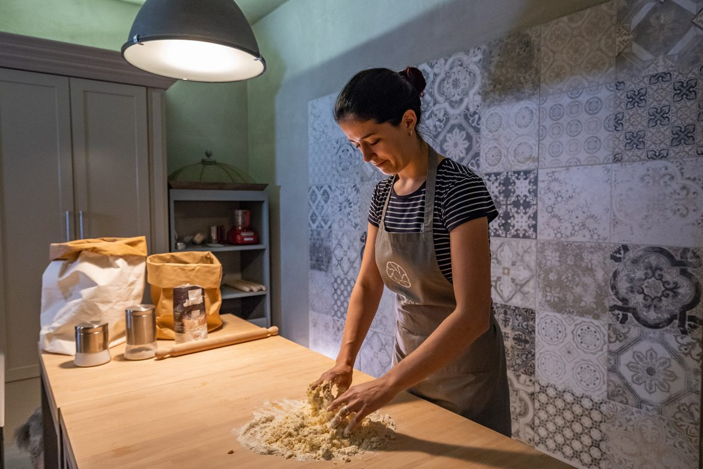 cooking courses in tuscany, Villa Sassolini